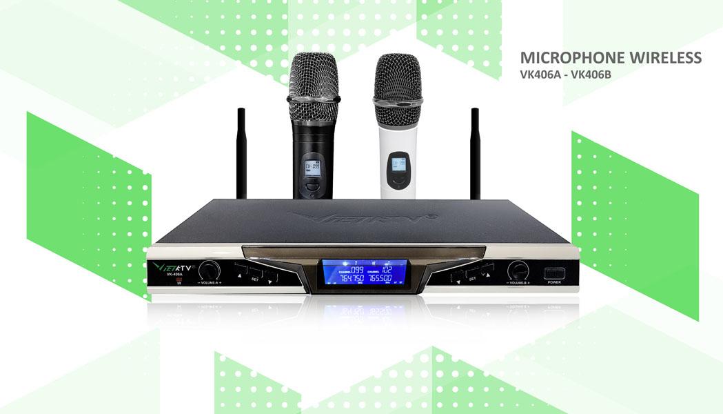 Micro VietKTV VK 406A