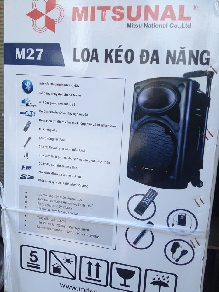 vo hop loa keo di dong mitsunal m27